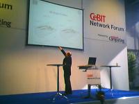 Vorträge auf der CeBIT