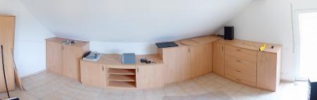 Hausbau / Ausbau: Büromöbel