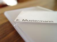 K. Mustermann