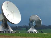 Sateliten lauschen