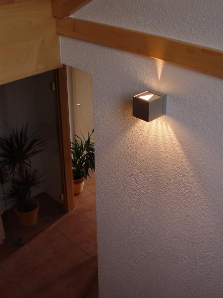 glighone 6w led wandlampe innen wandleuchte modern up down. Black Bedroom Furniture Sets. Home Design Ideas