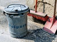 Mülltonne - nein, so sieht unsere nicht aus