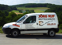 Jörg Ruf Bautrocknung
