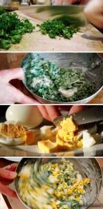 Frankfurter Grüne Soße - Zubereitung