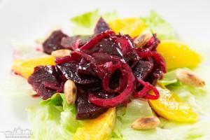 Rote-Bete-Salat mit Orangen (Original aus der Kamera)